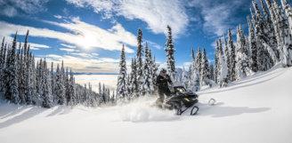 Снегоходы Ski-Doo — момент истины