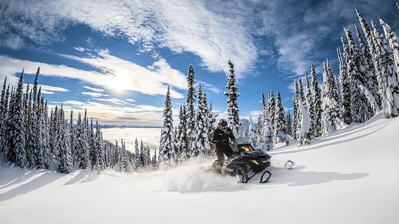 Снігоходи Ski-Doo – лідери серед постачальників приємного настрою на снігу!