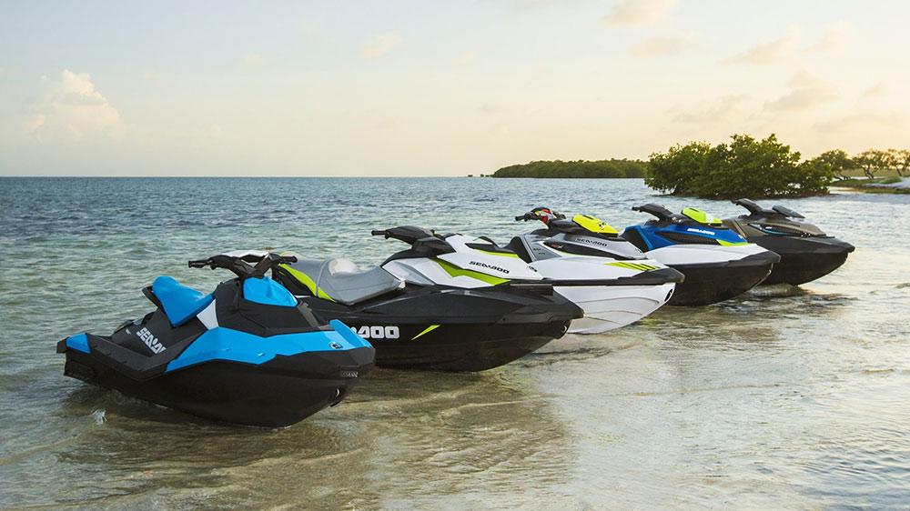Гідроцикли Sea-Doo 2016 р.в. – Що Нового!?