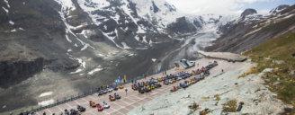 Покорение вершин Австрии на родстерах Can-Am Spyder!