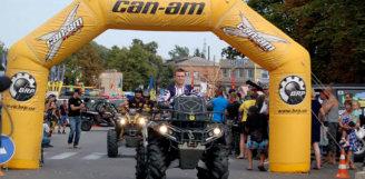 Фото и видео с соревнований «Ukrainian Hard-Enduro 2015»