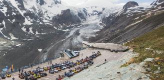 Підкорення гори Гросглокнер, Австрія, на родстерах SPYDER (2016).