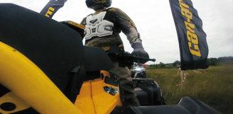 Відео з Кубка України по Hard-Enduro для квадроциклів. 1-й етап.