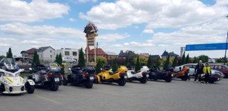 SPYDER CLUB UKRAINE оголошує про початок реєстрації на Спайдер-тур «Країнами Балтії»!
