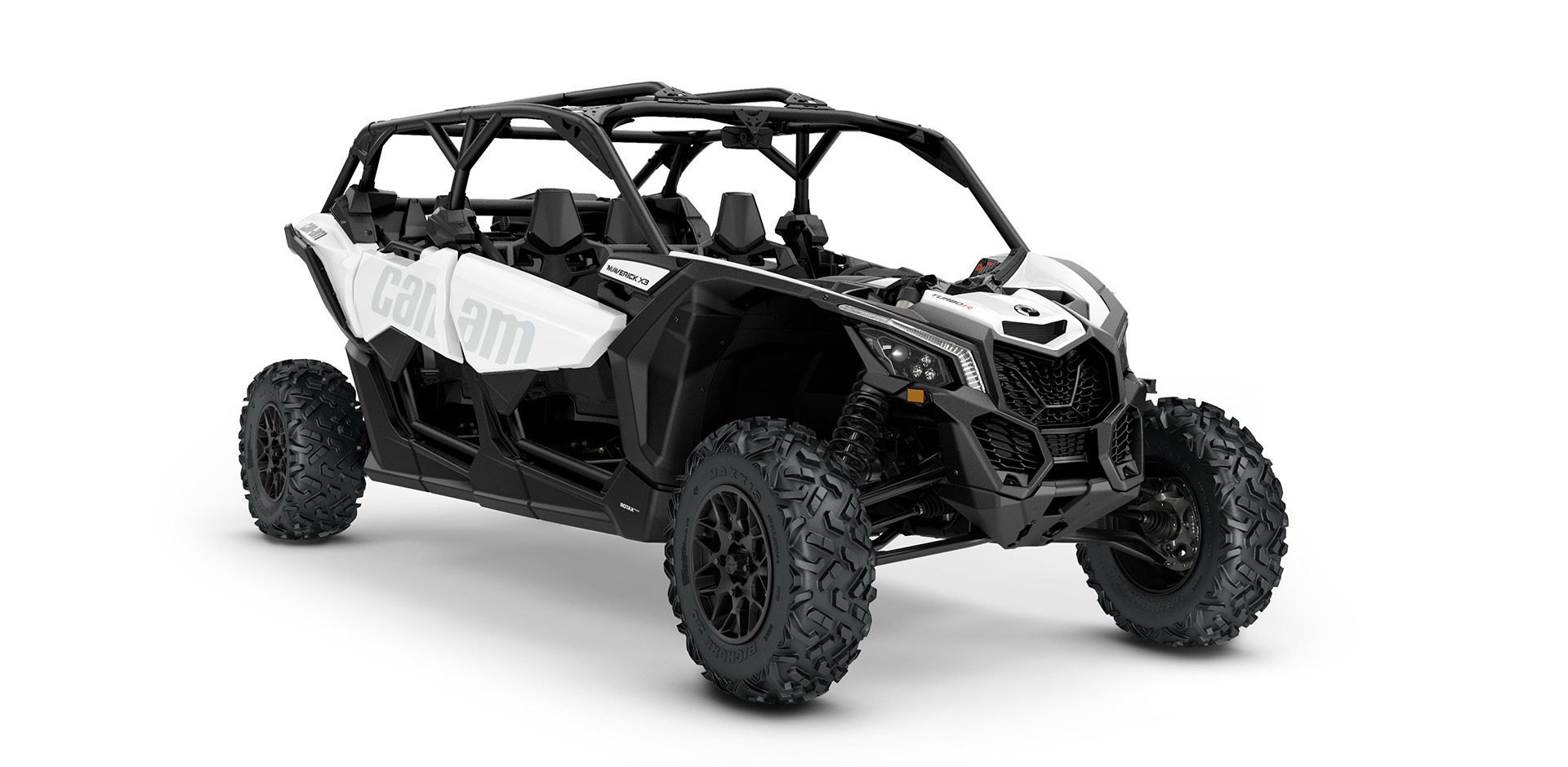 НОВЫЙ MAVERICK X3 MAX TURBO R