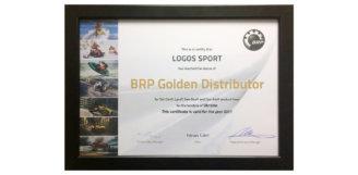 Логос Спорт – золотий дистриб'ютор BRP!