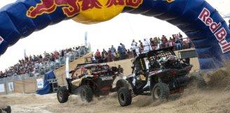 Перегони Red Bull SSV в Катарі: перемога Can-Am Maverick