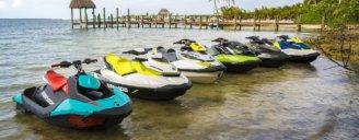 4 года гарантии на гидроциклы Sea-Doo | BRP!