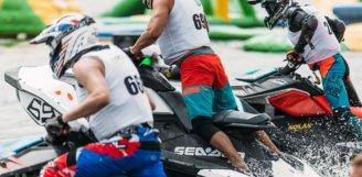 Внимание! 11-13 августа, в Одессе, пройдет второй этап Чемпионата Украины по аквабайку!