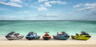 Новая платформа Sea-Doo поднимает качество эксплуатации гидроцикла на новый уровень