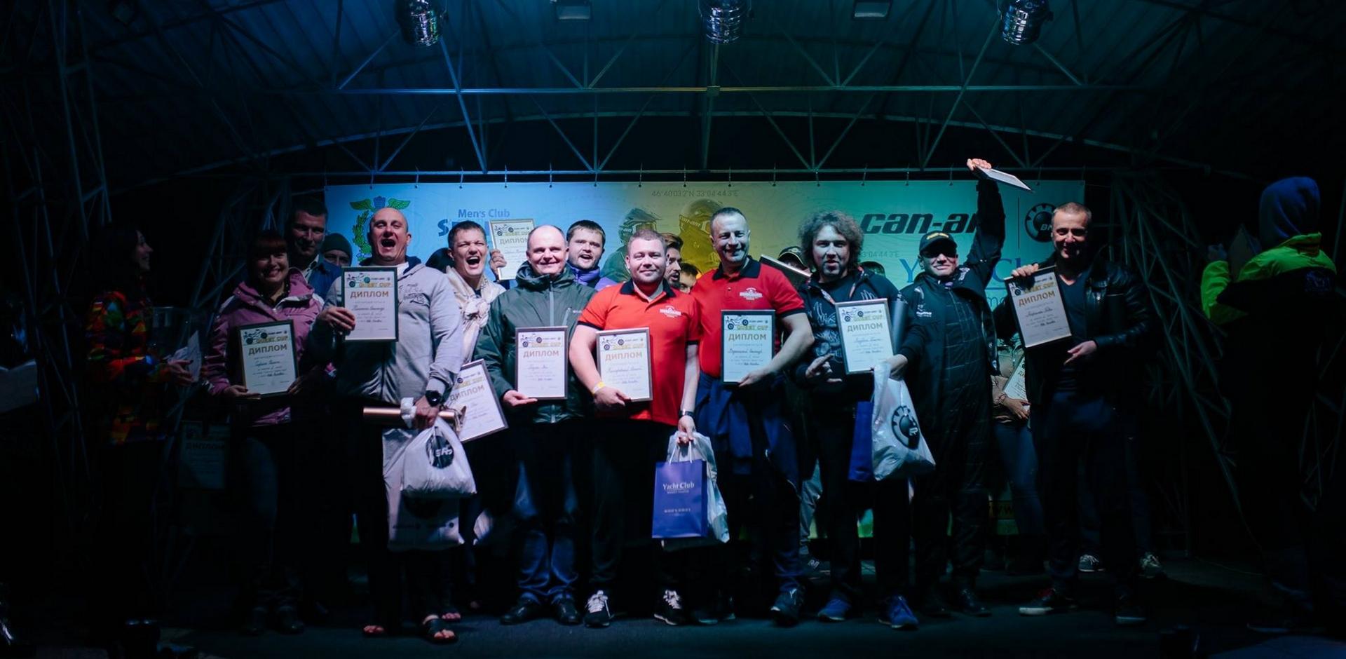 Отчет с финального соревнования серии Can-Am Quest Cup, который прошел в Олешковской пустыне 2017.12.02!