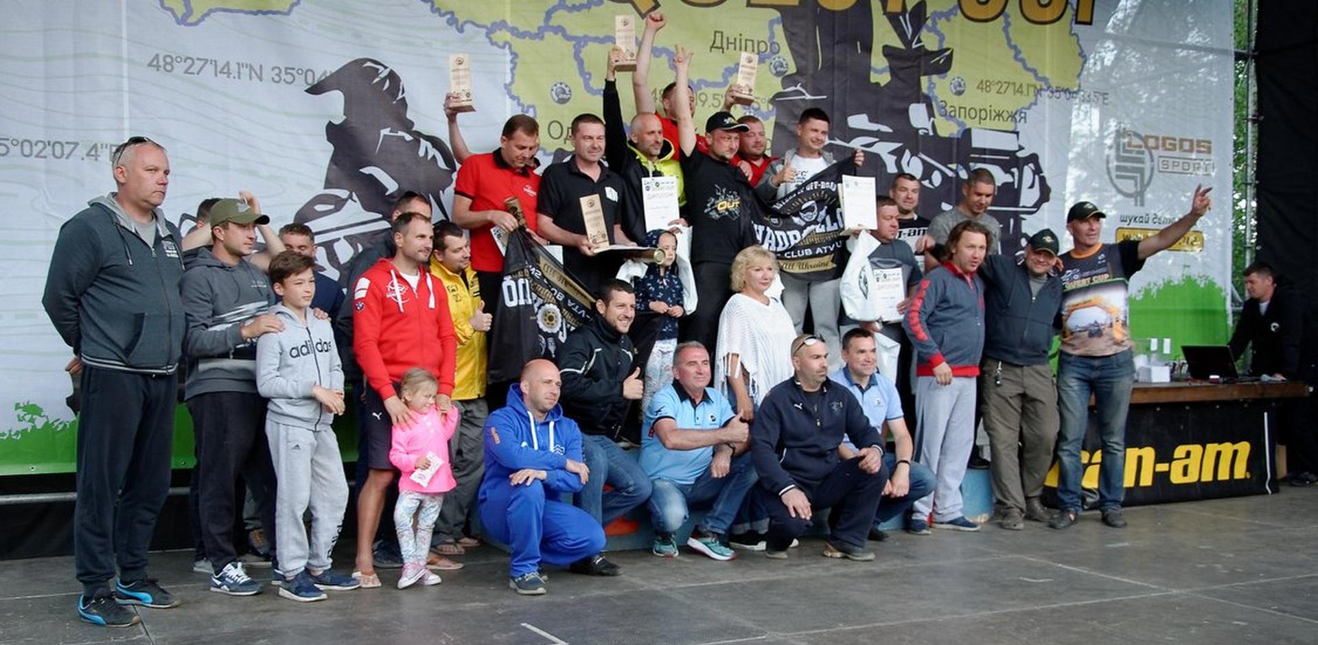 Отчет о 3-м этапе Чемпионата Украины по GPS-ориентированию для квадроциклов – Can-Am Quest Cup!