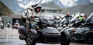 Захід «Підкорення гори Гросглокнер» на родстерах Spyder 2018 року дозволив його учасникам, яких поєднує пристрасть до захопливої їзди, отримати безліч незабутніх вражень.