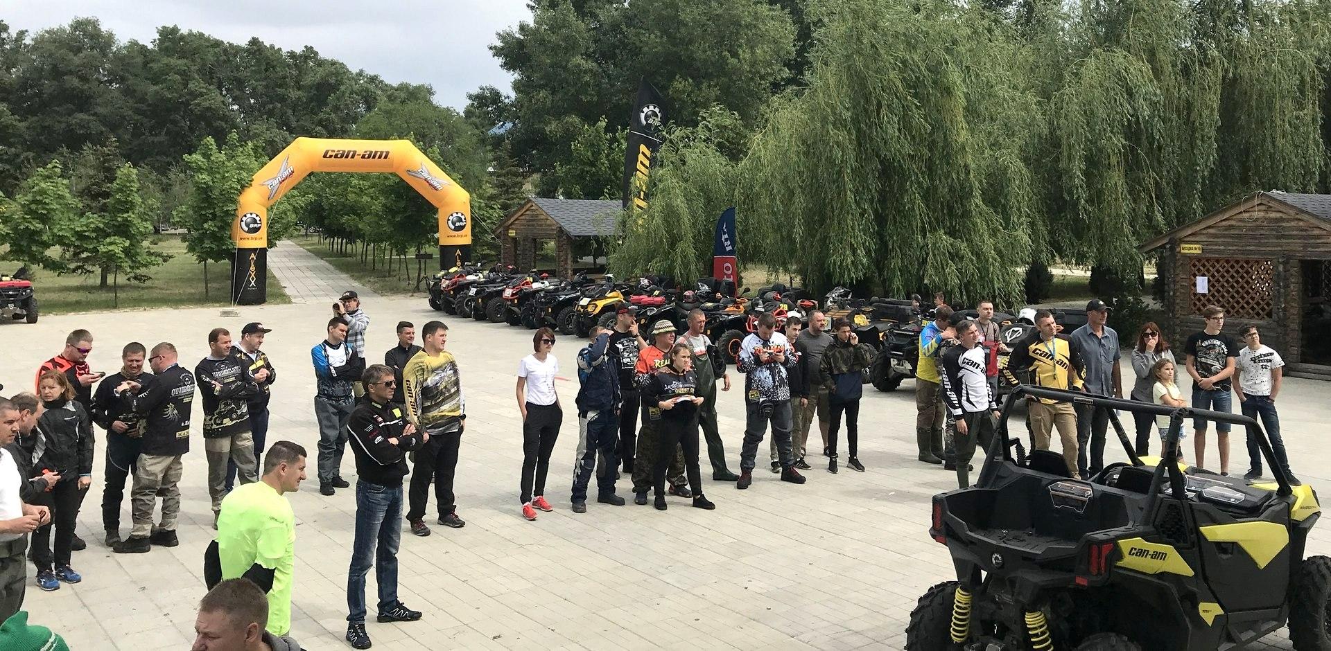Can-Am Quest Cup 2018. Другий етап серії. Дніпро!
