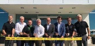 Компания BRP торжественно открывает модернизированный производственный комплекс на своей домашней базе в городе Валькур, провинция Квебек (Valcourt, Quebec)
