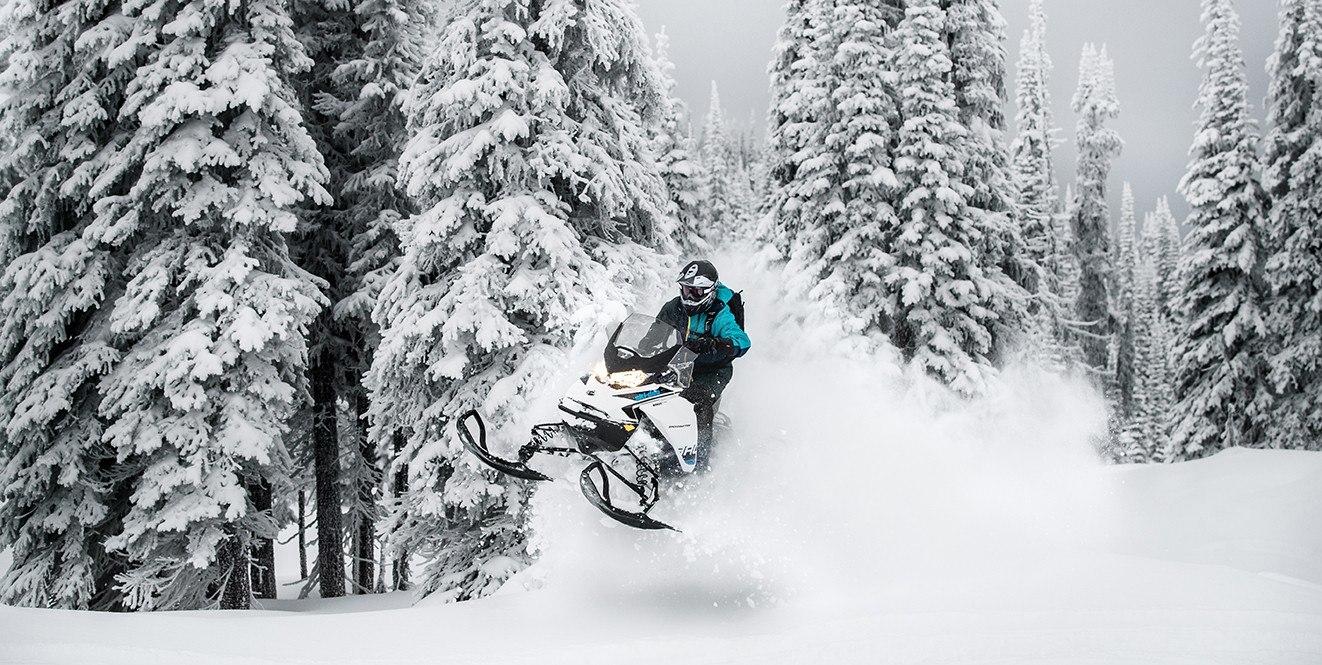 снігохід ski-doo BACKCOUNTRY X