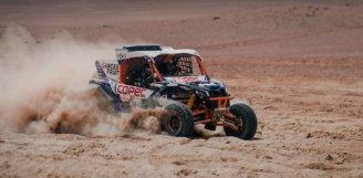 Мотовездеход BRP Can-Am Maverick вновь побеждает в ралли Дакар!