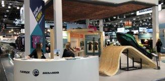 BRP на выставке Boot Düsseldorf 2019