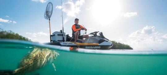 FISH PRO - гидроцикл для рыбалки!