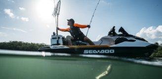 BRP Sea-Doo Fish Pro 155 – первый серийный гидроцикл для рыбалки
