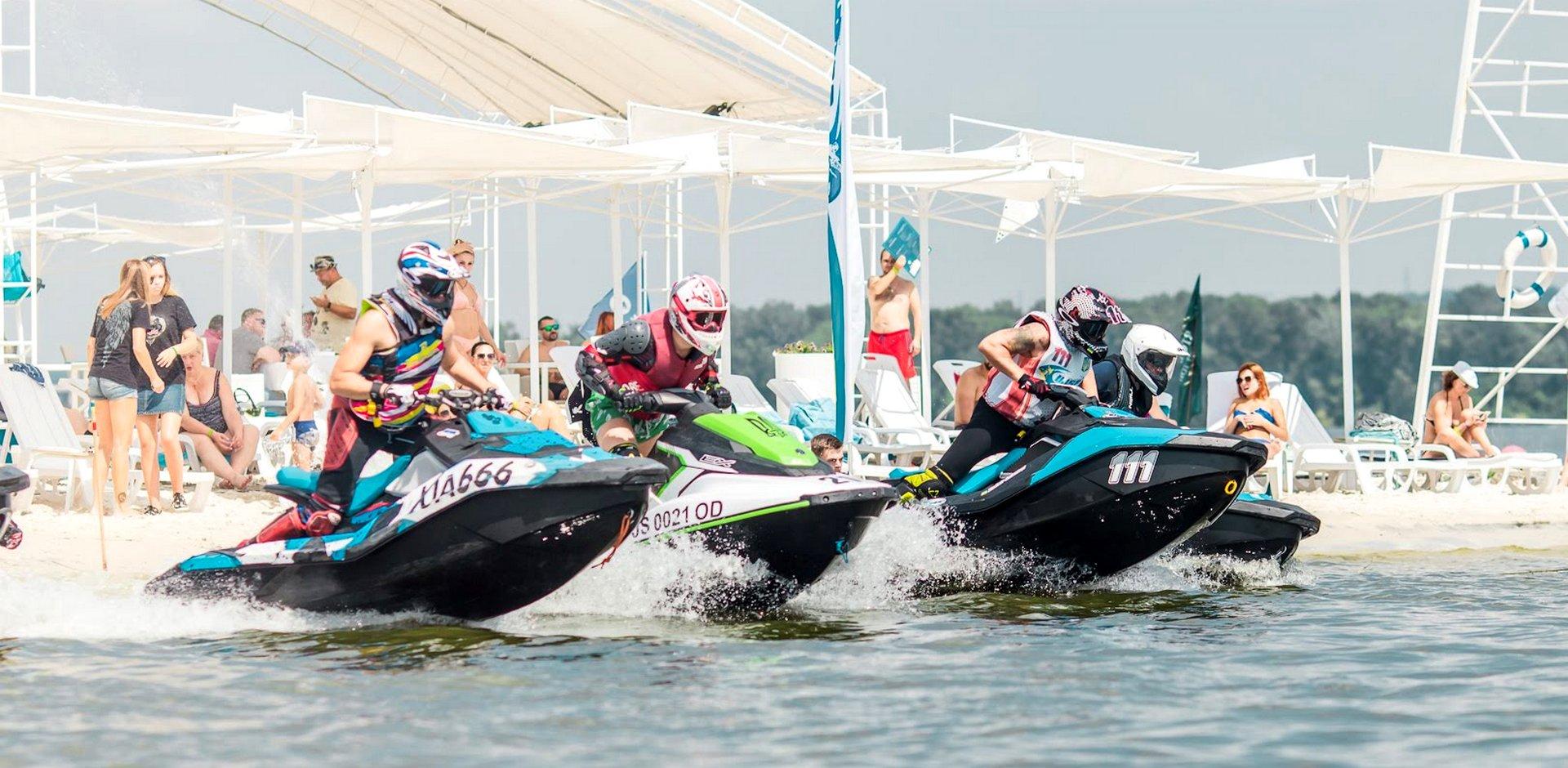 21-22 июля, в Днепре, второй этап Чемпионата Украины по аквабайку гостеприимно принимал Bartolomeo Best River Resort! Видео и фотоотчет с соревнований.