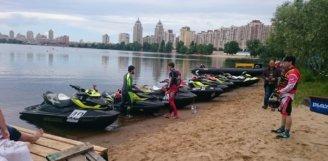 2015.05.30-31, фотозвіт з 1-го етапу Чемпіонату України з аквабайку (Київ)