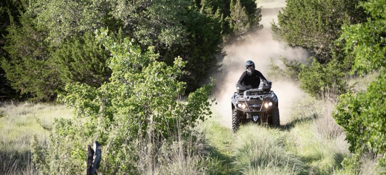 Квадроцикл Outlander MAX LTD 1000R