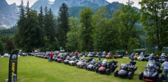 11-13 июня 2020 – ежегодное путешествие по Верхней Австрии на родстерах Can-Am