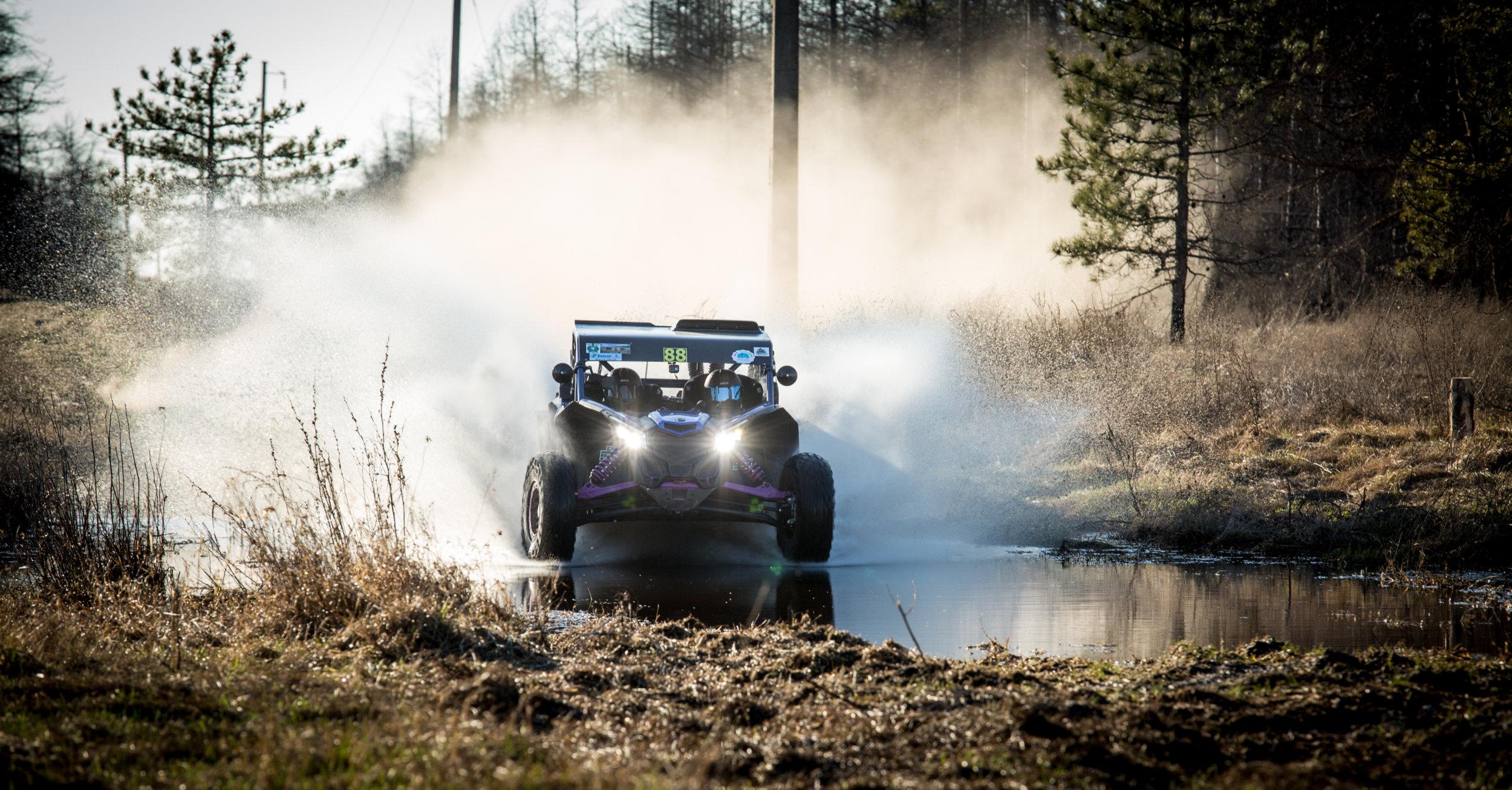 Отчет о 1-м этапе Чемпионата Украины по BAJA `Baja Grand Prix`2020