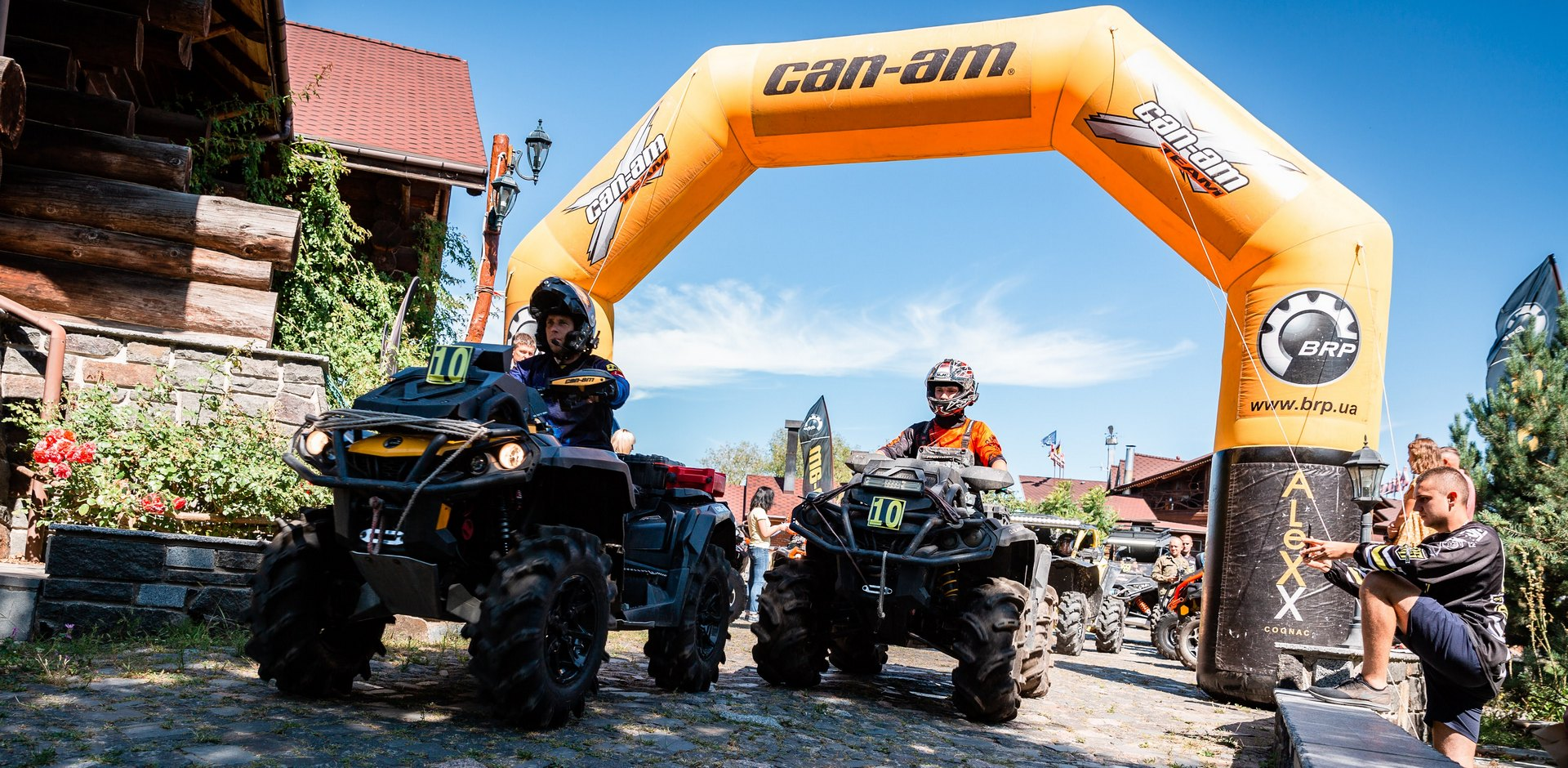 Can-Am Quest Cup – фінальна гонка сезону 2020