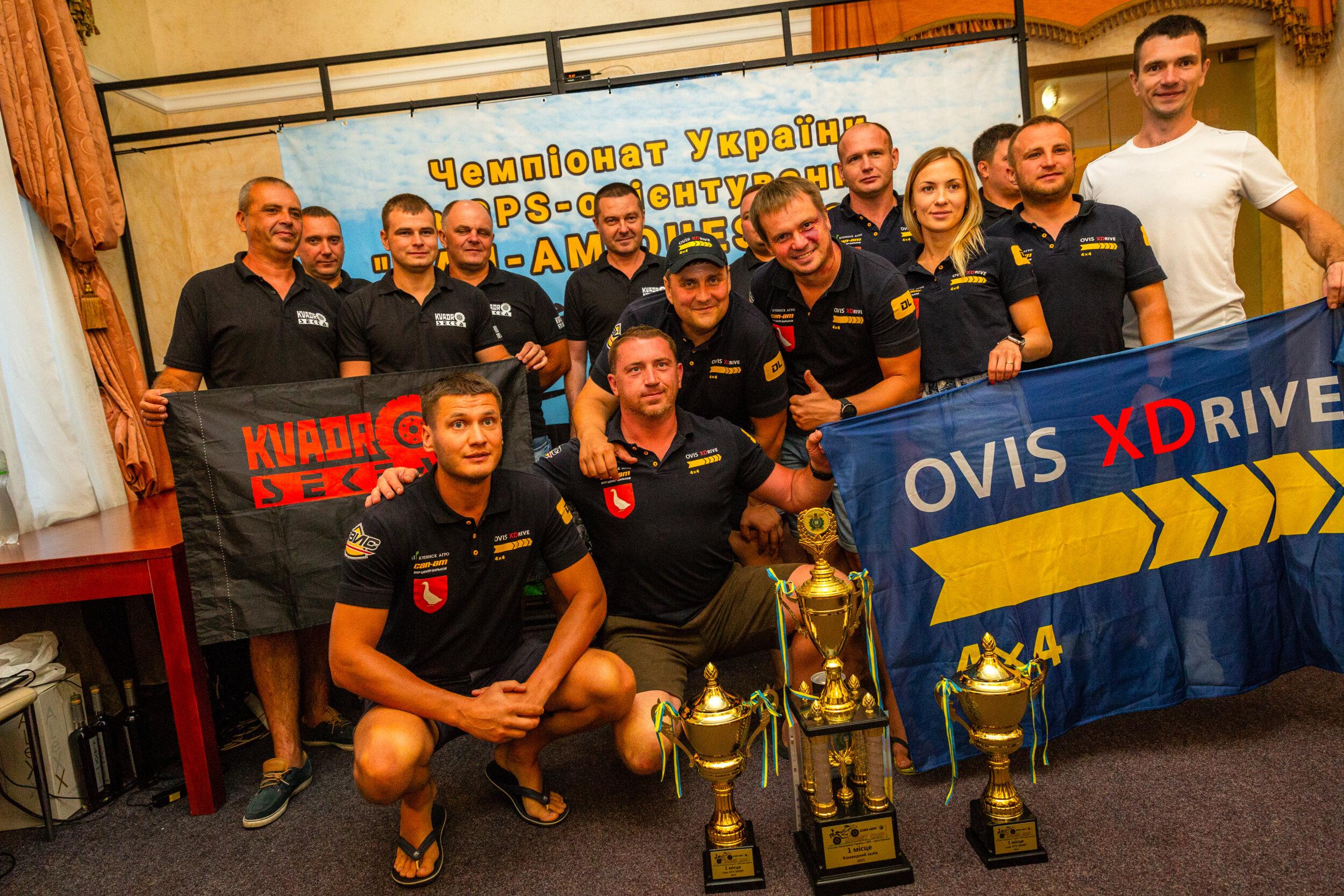 Can-Am Quest Cup 2021 – третий этап, Черный лес Харькова!